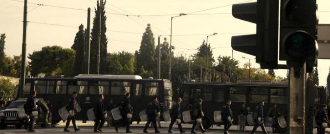Grecia, Atene blindata e bloccata per celebrazioni rivolta Politecnico