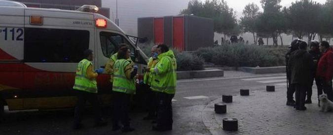 Spagna, scontri prima di Atletico Deportivo: morto tifoso gettato nel fiume