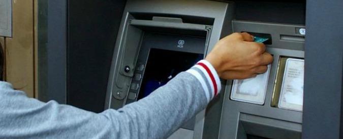 Bancomat, commissioni giù di tre centesimi dopo l'indagine Antitrust