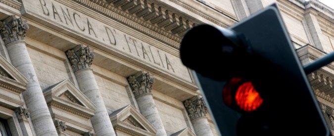 """Banca d'Italia, l'altra casta. """"Vigilanza a danno dei piccoli e dei risparmiatori"""""""