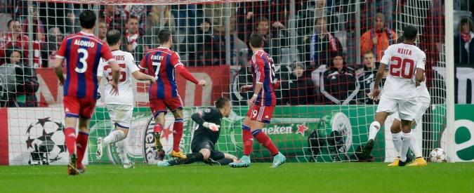 Bayern Monaco – Roma 2-0: giallorossi fanno quel che possono. E il Cska li aiuta