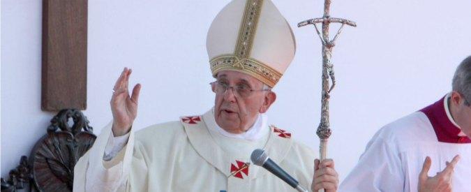 """Papa Francesco: """"Tanti dirigenti corrotti, sono in stato di putrefazione"""""""