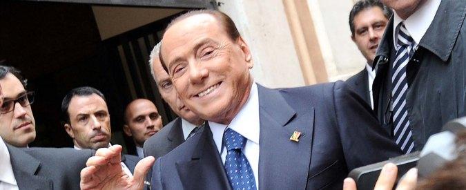 """Berlusconi: """"L'obiettivo di Renzi è il voto. Lui con Grillo? Perderebbero la faccia"""""""