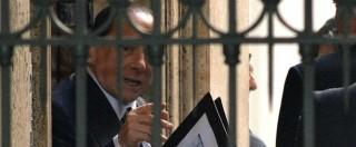 """Forza Italia, Berlusconi: """"Basta liti, ci fanno perdere. Ora alleanze con tutti"""""""