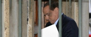 Caso escort, Tribunale di Bari dispone accompagnamento coatto di Berlusconi