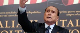 """Libia, Berlusconi """"sostiene"""" Renzi: """"Sì a missione militare"""". M5S: """"Noi contrari"""""""