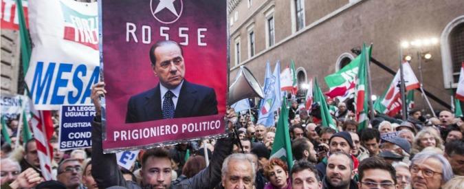 """Berlusconi, Alfano: """"Quirinale disponibile a grazia se si fosse dimesso da senatore"""""""