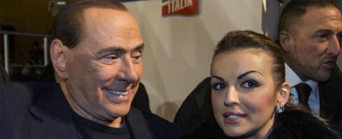 """Francesca Pascale: """"Berlusconi? In privato lo chiamo Amore, in pubblico presidente"""""""
