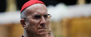 """Vaticano, cardinal Bertone risarcisce il Bambino Gesù con 150mila euro. """"E' donazione, mia vita non è lussuosa"""""""