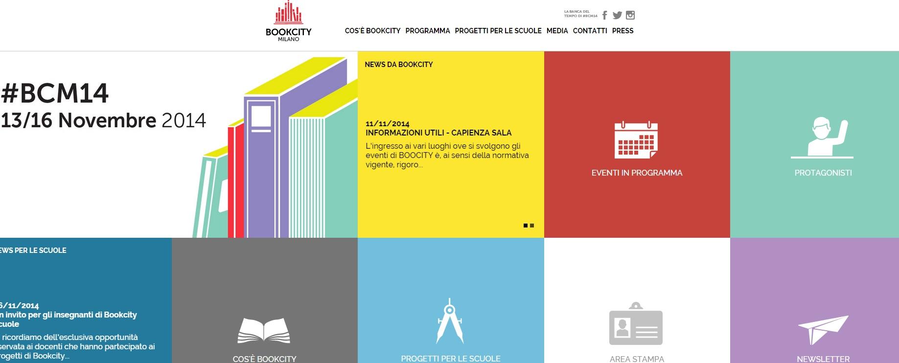 """Bookcity Milano 2014, Librerie indipendenti: """"Grandi privilegiati"""""""