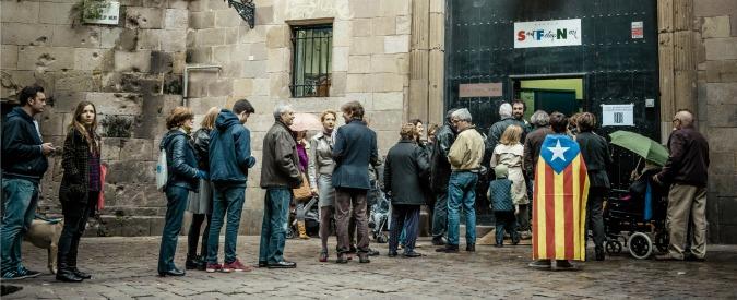 Referendum Catalogna, l'80,2% vuole indipendenza. Indagati gli organizzatori