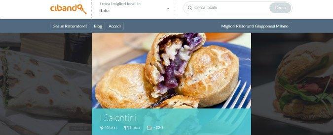Cibando, l'app italiana che aiuta a trovare il ristorante giusto sbarca a Londra