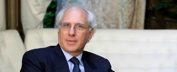 Pensionati d'oro, Pietro Ciucci: persa un'Anas per lui ce n'è sempre un'altra