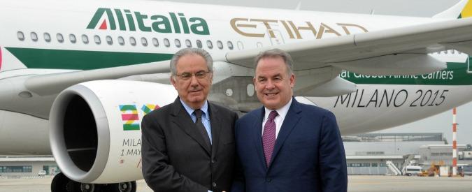 Alitalia manda in rosso Colaninno e soci: -40 milioni tra gennaio e settembre