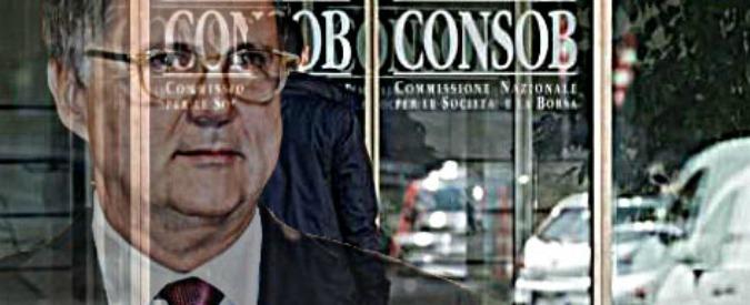 Procedimento sanzionatorio Consob, Tar del Lazio contesta Consiglio di Stato
