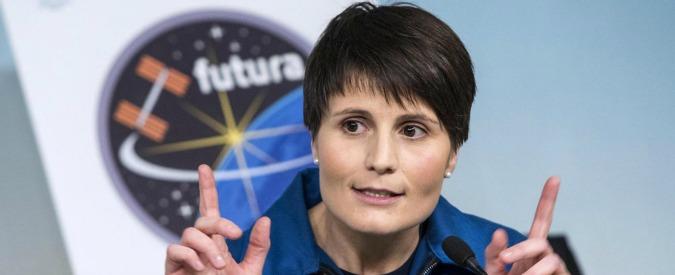 """Samantha Cristoforetti, prima donna italiana nello spazio: """"Sarà bellissimo"""""""