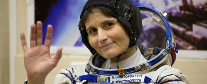 """Cristoforetti, Soyuz raggiunge Stazione spaziale. Samantha: """"Giorno perfetto"""""""
