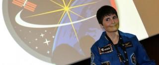 """Cristoforetti, Soyuz è in orbita. Samantha: """"Vi porto con me nello spazio"""