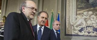 "Italicum, l'ex rottamatore Renzi e il vertice ""stile Prima Repubblica"""