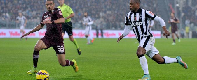 Juventus – Torino, bianconeri si portano a casa il derby. Segna Pirlo nel recupero