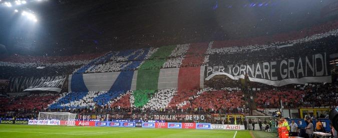 Milan-Inter, il derby dei tifosi: 'casciavit' contro 'baùscia' diventa uno studio