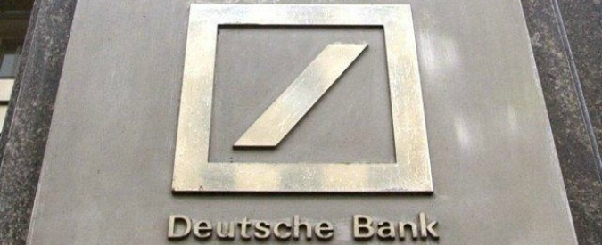 Deutsche Bank chiude 200 filiali, un quarto di quelle che ha in Germania