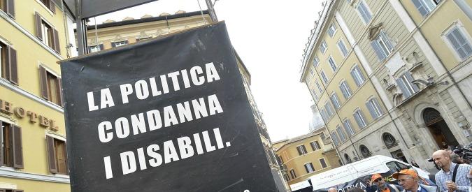 """Disabili e lavoro, ricorso alla Ue contro il Jobs act: """"Discrimina i più gravi"""""""