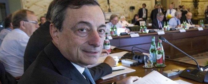 """Da Corte Ue via libera al piano di Draghi: """"Lasciare alla Bce ampia discrezionalità"""""""