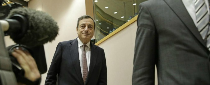 """Bce, Draghi: """"Serve rete di protezione del debito pubblico. Sì a Unione fiscale"""""""