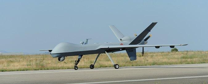 Predator, intesa con forze dell'ordine per utilizzo 'drone' dell'Afghanistan