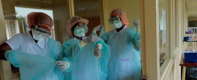 Time, personaggio 2014 sono le persone che combattono contro Ebola