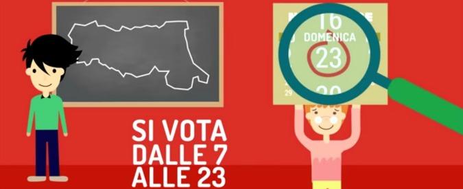 Elezioni Emilia Romagna 2014, come e quando si vota e chi sono i candidati