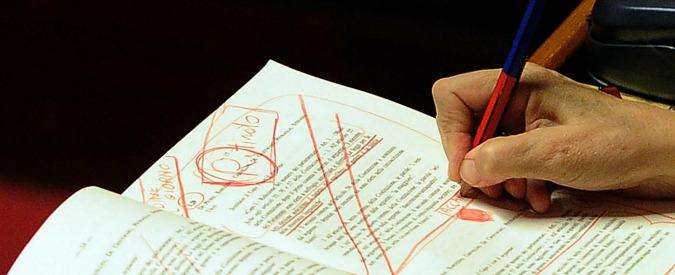 Legge Stabilità, ecco emendamenti: da abolizione bollo auto a ritocchi sui bonus