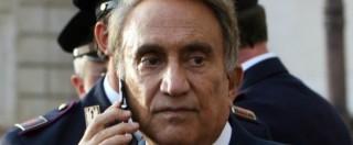 Emilio Fede condannato per concorso in bancarotta a 3 anni e mezzo. Da Ruby ai fotoricatti tutti i guai dell'ex direttore