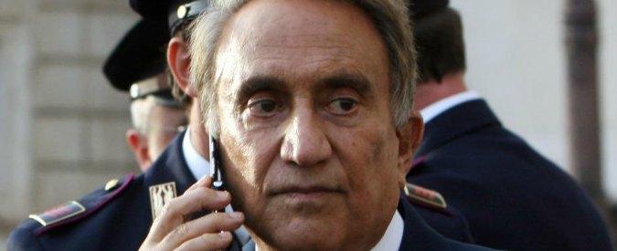 """""""Emilio Fede licenziato da Mediaset"""". Ma il giornalista: """"Non ne so nulla"""""""