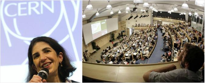 """Fabiola Gianotti (Cern): """"Continueremo a incoraggiare le giovani scienziate"""""""