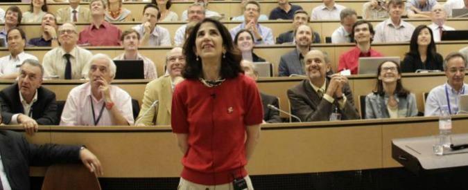 """Fabiola Gianotti, primo direttore donna del Cern: """"Lavorerò per scienza e pace"""""""