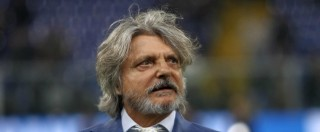 Massimo Ferrero, presidente Sampdoria deferito da Figc per frasi su Thohir