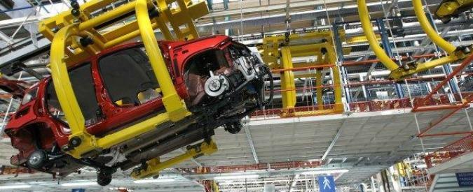 Industria, a luglio il fatturato sale del 2,1% ma gli ordinativi crollano del 10,8 per cento