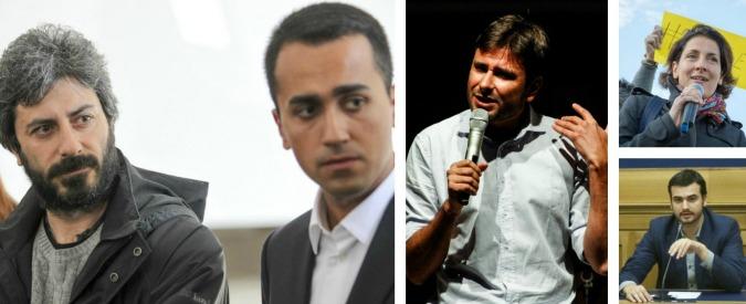 """M5s, Grillo: """"Stanco"""". E propone 5 """"vice"""": Di Battista, Di Maio, Fico, Ruocco, Sibilia"""