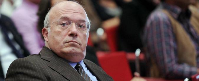 """Francesco Storace condannato a sei mesi. Chiamò """"indegno"""" Napolitano"""