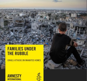 gaza amnesty internationale