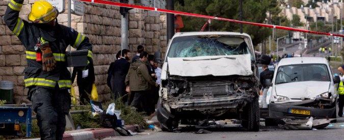 """Israele, attentato a Gerusalemme est. Ministro: """"Potremmo sostituire al-Aqsa"""""""