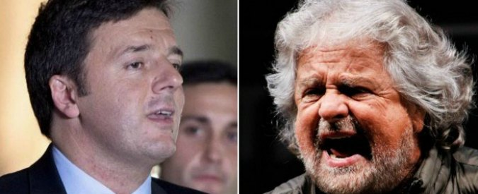 """Maltempo, Grillo: """"Renzi e Alfano hanno morti di pioggia sulla coscienza"""""""