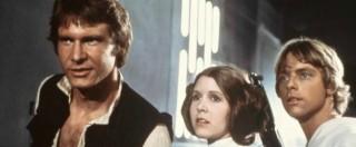 Star Wars 7, ecco il trailer del nuovo episodio The Force Awakens
