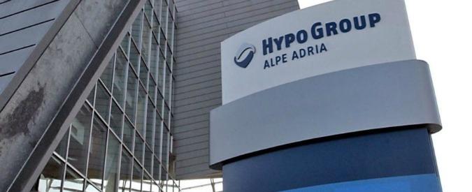 Pochi controlli, Bankitalia multa da 2,5 milioni a ex vertici Hypo Alpe Adria