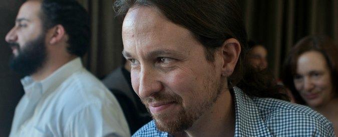 """Spagna, sondaggio """"El Pais"""": Podemos, partito degli Indignados, è il 1° partito"""