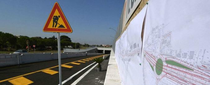 Grandi opere, il 40% del tempo di costruzione dipende dalla burocrazia
