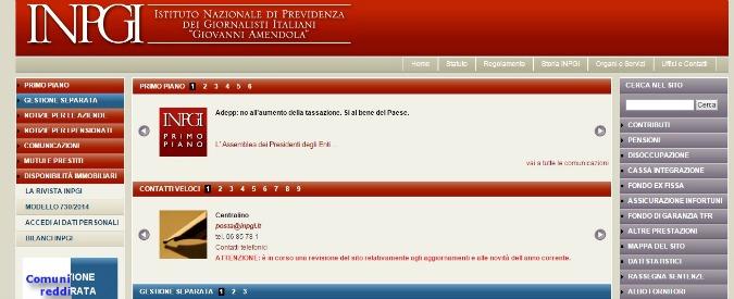Truffa Sopaf, indagato anche presidente cassa giornalisti Camporese