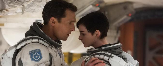 Interstellar, l'amore quinta dimensione dell'universo nel film di Nolan